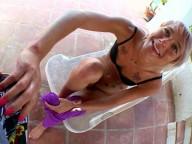 Vidéo porno mobile : Son beau petit cul en POV